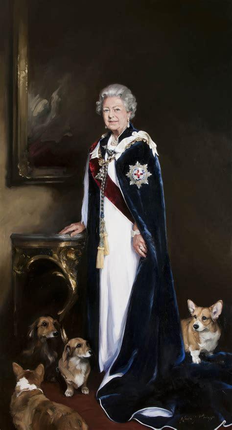 portrait  queen     class stamps art