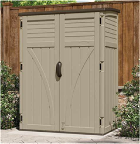 suncast vertical storage shed bms5700 small yard storage shed by suncast