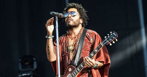 Lenny Kravitz Exudes Sexuality On New Song, 'low