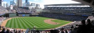 Target Field Home Run Porch by Target Field Minny View