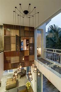 Raw Finishes And Fascinating Interior Elements By Ahl
