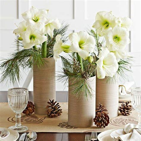 Vorlagen Weihnachtliche Tischdeko by Originelle Blumenvase Tischdeko Weihnachten Deko Weihnachten