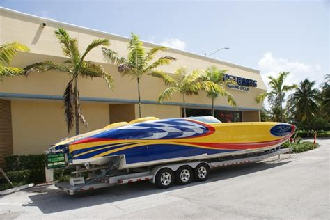 44 Mti Boats For Sale by Mti Marine Technology Inc 44 Supercat 2001 For Sale For