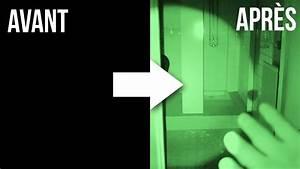 Camera Surveillance Infrarouge Vision Nocturne : filmer dans le noir complet avec une cam ra vision nocturne youtube ~ Melissatoandfro.com Idées de Décoration