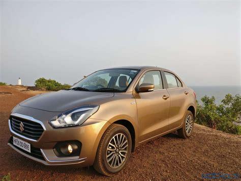 Maruti Suzuki by New Maruti Suzuki Dzire India Review Price Specs