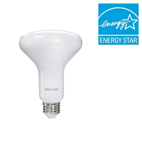 philips 65w equivalent soft white br30 dimmable led with