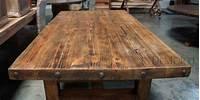 table tops wood Old Wood Table - DemejicoDemejico | Wood tables, floors ...