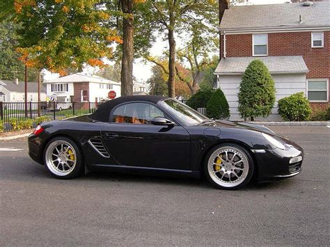 Best Color Combos On 987 Boxster???