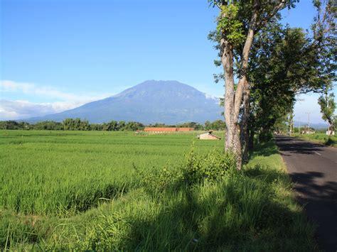 gunung lawu ngawi terbaru tempat wisata foto gambar