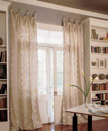 french door   bedroom   curtain