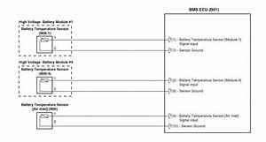 Kia Niro   Bms Ecu Schematic Diagrams   High Voltage