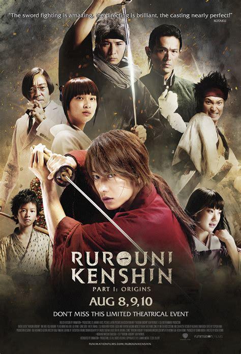 Atsuko anami, daisuke honda, eiji okuda and others. Rurouni Kenshin Part I: Origins (2012) - M-Sub Movie ...