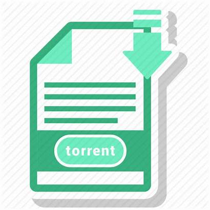 Torrent Icon Document Format Type Icons Data