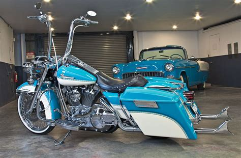 Harley Davidson Road King Modification by Talk Me Outa Buying A Road King Page 13 Harley