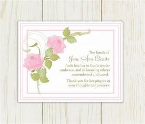 thank you notes for funeral flowers from work pictures With thank you letter for sympathy flowers