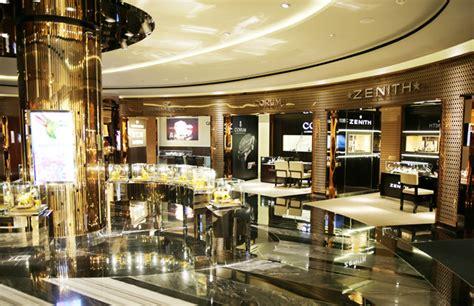 dfs galleria  rkd retailiq singapore