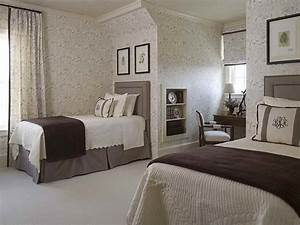 bedroom contemporary twin bed guest bedroom decorating With double bunk beds ideas for modern look