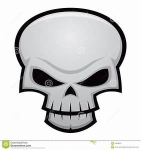 Evil Skull Stock Image - Image: 18008651