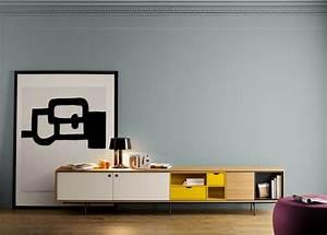 Meuble Deco Design : 35 id es pour le meuble t l design moderne ~ Teatrodelosmanantiales.com Idées de Décoration