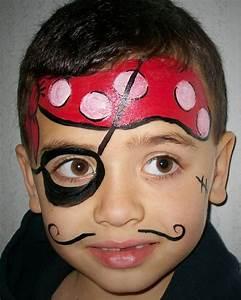 Maquillage Garcon Halloween : maquillage garcon halloween ~ Farleysfitness.com Idées de Décoration
