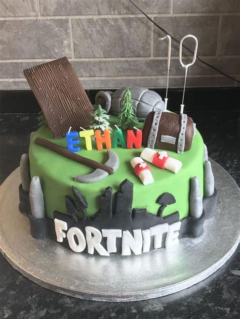 fortnite birthday cake boysbirthdaycakes boys birthday