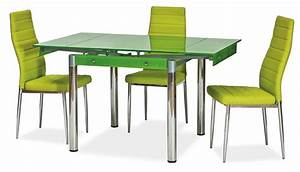 Glastisch Rund 80 Cm : ausziehbarer glastisch mit blumenmuster in vielen farben 80 131 x 80 cm ausziehbare esstische ~ Frokenaadalensverden.com Haus und Dekorationen