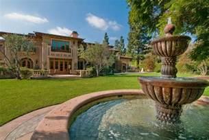 Elvis Presley Artwork by Magnificent Mediterranean Manor In Beverly Hills