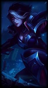 Nightraven Fiora LoL Skin Spotlight League Of Legends Skin