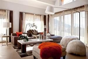 überwurf Für Sitzmöbel : 50 wohnzimmer design ideen inspiration f r luxus einrichtung und bilder ~ A.2002-acura-tl-radio.info Haus und Dekorationen