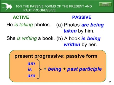 inter 11 passive voice overview