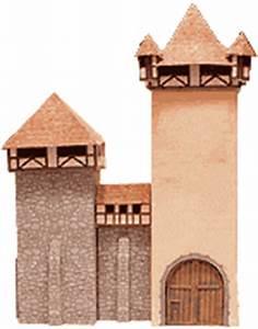 Häuser Im Mittelalter : kartonbau und papiermodelle tabletop mittelalter burg und ~ Lizthompson.info Haus und Dekorationen