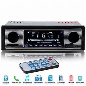 Mp3 Player Auto : new 12v car mp3 player bluetooth stereo fm radio usb sd ~ Kayakingforconservation.com Haus und Dekorationen