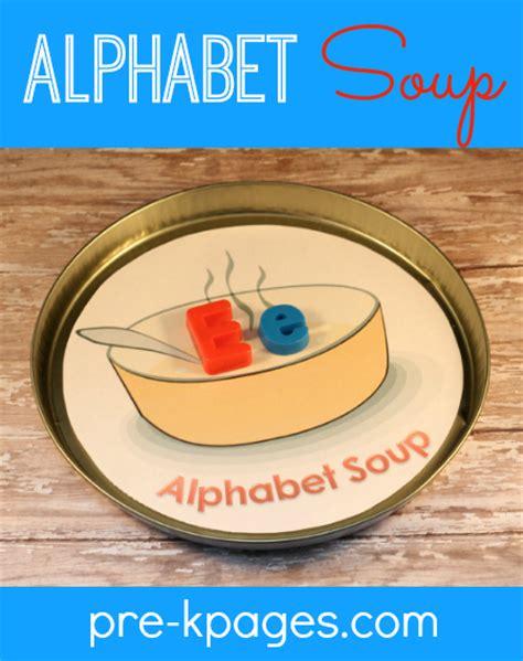 magnetic letter alphabet soup activity 689 | alphabet soup game