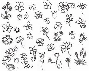 Easy Flowers Drawings Step By Step - Great Drawing