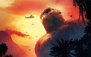 Kong Skull Island 4K 2017 Wallpapers | HD Wallpapers | ID ...
