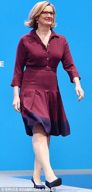 Amber Rudd fuels leadership bid rumours by hiring stylist ...