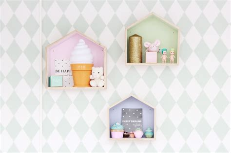 ikea stickers chambre une chambre de fille pastel