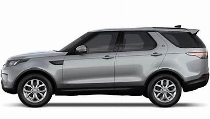 Rover Land Discovery Eiger Grey Metallic Landmark