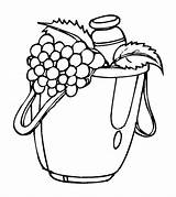 Grapes Coloring Pages Grape Printable Milk Fruits Better Feel Fresh Hope Grocery Vegetables Colouring Sheets Drawing Shopping Momjunction Lovely Supercoloring sketch template