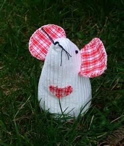Free Mouse Pincushion Pattern