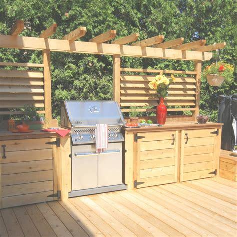 comment construire une cuisine exterieure comment construire une cuisine exterieure 6 cuisine extérieur bbq
