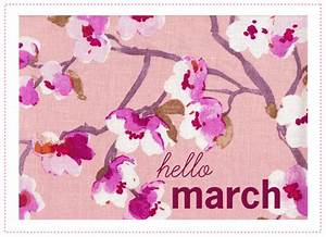 Marcus Design: {welcome march ...}