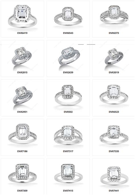so many different types halo emerald engagement rings 466 engagement ring ideas