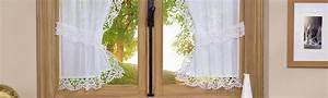 Rideaux Bonne Femme : rideaux bonne femme confectionn s vos mesures ~ Teatrodelosmanantiales.com Idées de Décoration