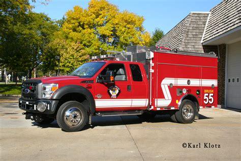 Type 6 Wildland Engine « Chicagoareafire.com