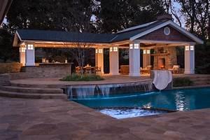 Cabana Style Pool Pavilions Pool ~ Clipgoo
