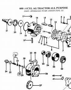 Ford Naa Hydraulic Diagram