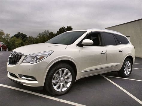 New Buick Enclave 2015 by Tri Shield Brand Envisions New Partner For 2015 Buick