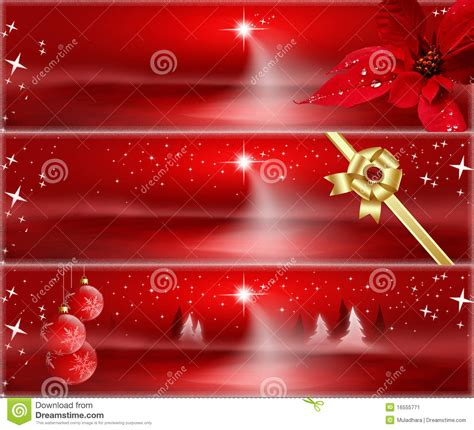Red Christmas Banners Stock Image  Image 16555771. Adhesive Lettering. April Stickers. Christmas Vinyl Decals. Card Logo. Press White House Room Murals. Engineering Banners. Anjali Name Stickers. Laptop Typing Banners