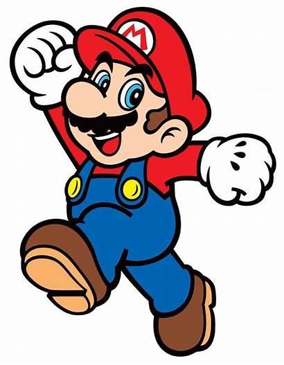 Mario Super Bros Nintendo Character Icon Main